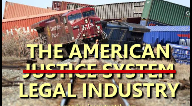The Untouchables – The Judiciary in America