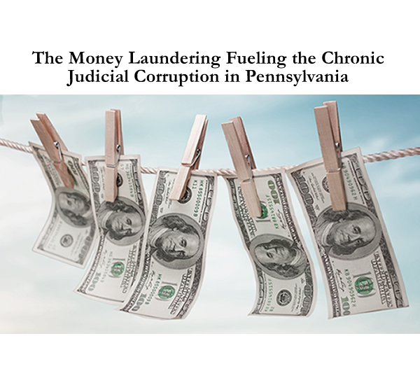The Money Laundering Behind Chronic Judicial Corruption