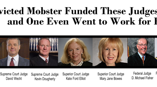 Sordid Backgrounds of Pennsylvania Judges